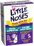 Little Noses Stuffy Nose Kit  -  1 EA