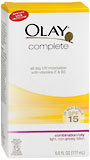 Complete UV Defense Moisture Lotion (Frangrance Free) - 6 Ounces
