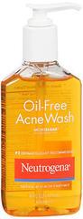 Neutrogena Acne Wash Oil-Free - 6 Ounces