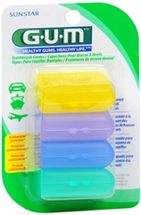 Butler GUM Protect Toothbrush Covers - 4 EA