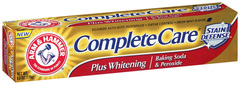 ARM & HAMMER Complete Care Toothpaste Extra Whitening 6 oz