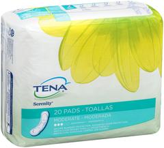 TENA Serenity Pads Extra Absorbency - 20 EA ( 6 Pack)