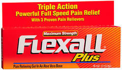 Flexall Gel Ultra Plus - 4 OZ
