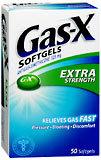 Gas-X Softgels Extra Strength - 50 TB