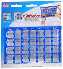 Ezy-Dose Medication Organizer Pharmaset - 1 EA