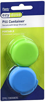 Ezy-Dose Pill Caddy Pocket - 2 EA