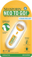 Neosporin Neo To Go! Spray - 0.26 OZ