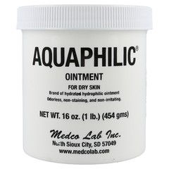 Aquaphilic Ointment for Dry Skin 16 oz