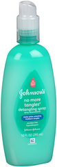 Johnson's No More Tangles Detangling Spray   - 10 OZ