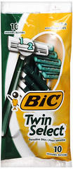 Bic Twin Shavers Sensitive Skin 10-Pack - 10 EA