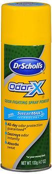 Dr. Scholl's Odor Destroyers Deodorant Spray  -  4.7 OZ