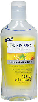 Dickinson's Witch Hazel Pore Perfecting Toner 8 Ounces