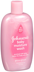 JOHNSON'S Moisture Care Baby Wash - 15 OZ