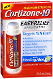 Cortizone-10 Easy Relief Applicator Anti-Itch Liquid - 1.25 OZ