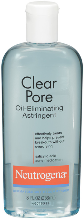 Neutrogena Clear Pore Astringent - 8 Ounces
