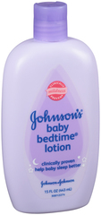 Johnson's Bedtime Lotion  - 15oz