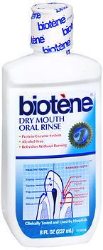 Biotene Mouthwash  -  8 OZ