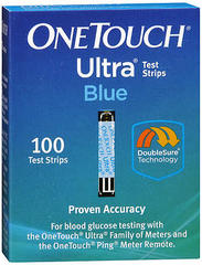 OneTouch Ultra Test Strips - 100 Each