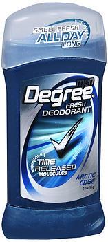 Degree Fresh Deodorant for Men Arctic Edge - 3 Ounces