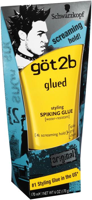 got2b Spiking Glue Glued - 6 OZ