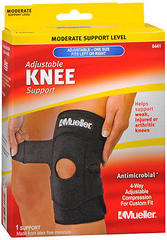 Mueller Sport Care Adjustable Knee Support One Size - 1 Each