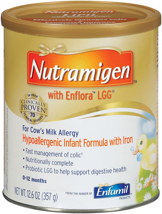 Enfamil Nutramigen with Enflora LGG Powder 12.6 Ounces