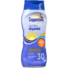 Coppertone Lotion SPF 30 - 8 Ounces