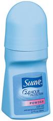 Suave Anti-Perspirant Deodorant Roll-On Baby Powder - 2.7 OZ