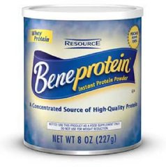 Resource Beneprotein Powder - 8 oz x 6 Case