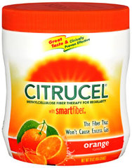 Citrucel Powder Orange Flavor - 16 Ounces - 1 Each