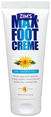 Zim's Crack Creme Heels and Feet  -  4 OZ
