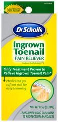 Dr. Scholl's Ingrown Toenail Gel  -  8.5 GM