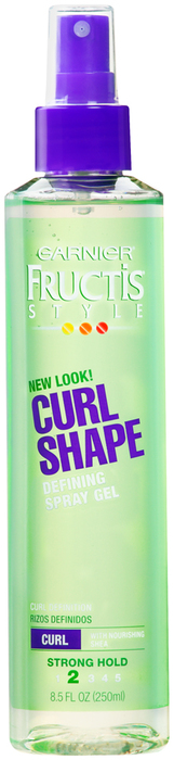 Garnier Fructis Style Curl Shaping Spray Gel Strong  -  8.5 OZ