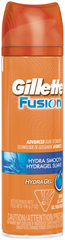 Gillette Fusion Proglide Shave Gel Hydra Smooth - 7 Ounces - 1 Each