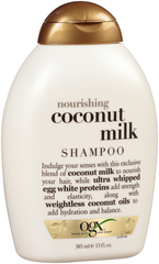 Organix Nourishing Coconut Milk Shampoo - 13 Ounces