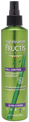 Garnier Fructis Style Full Control Hairspray Non-Aerosol Ultra Strong  -  8.5 OZ