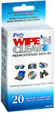 Flents Wipe 'N Clear Lens Cleaning Tissues - 20 EA