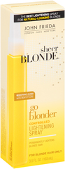 John Frieda Collection Sheer Blonde Controlled Lightening Spray - 3.5 Ounces - 1 Each
