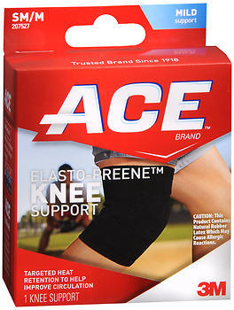 ACE Elasto-Preene Knee Support SM/M