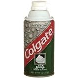Colgate Shave Cream Irish Spring - 11 Ounces
