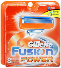 Gillette Fusion Power Cartridges 8-Pack - 8 EA