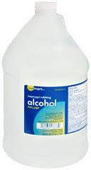Sunmark Isopropyl Rubbing Alcohol 70% USP - 128 Ounces