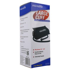 Microlife Blood Pressure Cuff Large - 1 Each