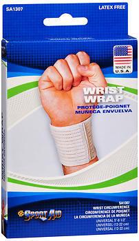 Sport Aid Wrist Wrap