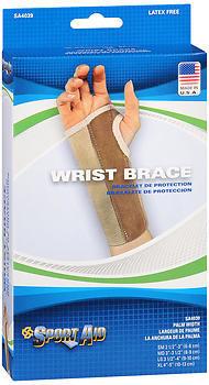 Sport Aid Wrist Brace Medium Right