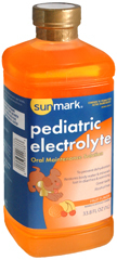Sunmark Pediatric Electrolyte Oral Maintenance Solution Fruit Flavor - 1 Liter - 1 Each