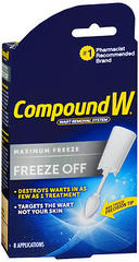 Compound W Freeze Off Wart Removal System - 8 Each