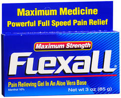 Flexall 454 Gel Maximum Strength - 3 Ounces