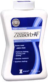 Zeasorb Antifungal Jock Itch Treatment Powder - 2.5 Ounces