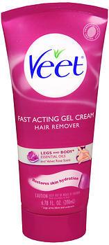 VEET Suprem Essence Hair Removal Gel Cream Normal/Dry Skin - 6.76 Ounces  - 1 Each